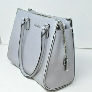 Lavender preloved Clvin Klein purse